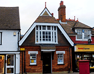 Commercial buildings in Billericay, Essex