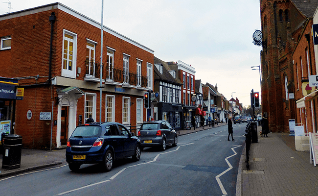 Billericay Town Centre